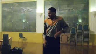 Leon Bridges Shows Off His Impressive Dancing In The Video For 'Bad Bad News'