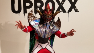 Watch Wrestling Legend Jushin Thunder Liger Destroy Us At Ping Pong