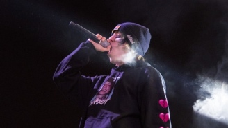 Lil Xan Tries To Earn Back Some Hip-Hop Love By Performing Tupac's 'California Love' At His Show