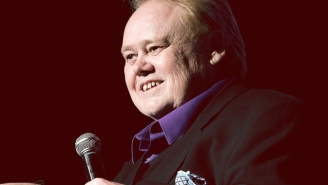Louie Anderson Wants You To Call Your Parents Right Now