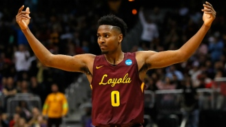 Loyola-Chicago Continued Its Cinderella Run By Beating Kansas State And Making The Final Four