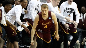 Loyola-Chicago Is The First Double-Digit Seed To Earn A Sweet 16 Berth After Stunning Tennessee