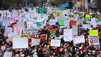 Hundreds Of Thousands Attend March For Our Lives Events In Washington D.C. And Cities Across The Globe