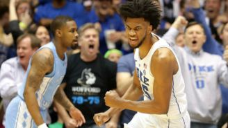 Marvin Bagley III Ignited A Duke Comeback Win Over Rival North Carolina