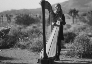 Mary Lattimore's 'Hello From The Edge Of The Earth' Video Is A Disorienting Ride Through Your Hometown