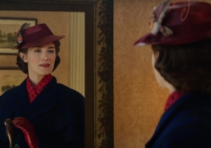 The 'Mary Poppins Returns' Teaser Trailer Reveals What Happens When You Lose Your Kite
