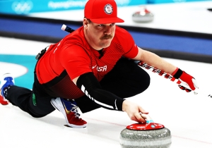 Team USA Curling Gold Medalist Matt Hamilton Is Making The Most Of His Time In The Spotlight