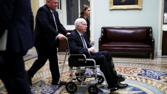 John McCain Slams Trump's Chummy Congratulatory Call To Putin For 'Winning' The Russian Election