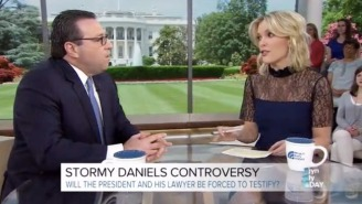 Megyn Kelly Hangs Michael Cohen's Lawyer Out To Dry Over Alleged Threats To Stormy Daniels
