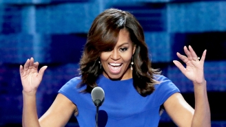 Michelle Obama's Memoir 'Becoming' Sold A Ton Of Copies On Its First Day Alone