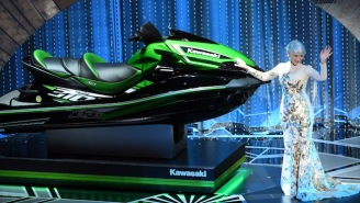 No One At The Oscars Tried Hard Enough To Win That Jet Ski