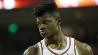 Draft Prospect Mo Bamba Recorded A Faster Sprint Time Than Russell Westbrook Or Dwyane Wade At A Workout