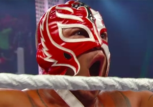Rey Mysterio May Have Suffered An Injury At An Indie Show