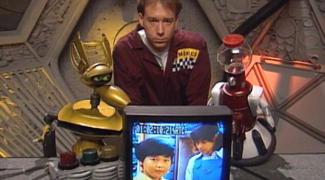 good scifi shows on netflix - mystery science theater