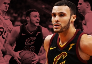 Larry Nance Jr. Is More Than Just A Good Story For The Cavaliers
