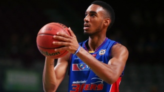 Australia's National Basketball League Is Launching A Program To Try To Attract NBA Draft Hopefuls