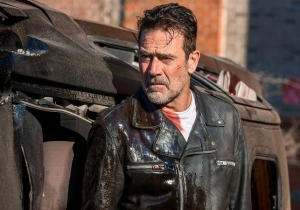 Who Did Negan Invite Into His Car On 'The Walking Dead'?