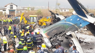 A Plane Crash In Nepal Has Killed At Least 40 People