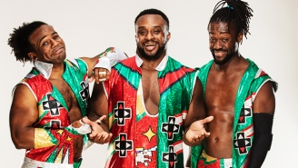 The New Day's 'Book Of Booty' Is A Wacky Ode To WWE's Wackiest Team