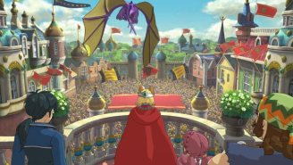 'Ni No Kuni 2' Is A Gorgeous, Dense, Must-Play JRPG