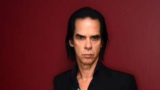 Nick Cave Announces A Q&A Tour, And He Has No Clue What's Going To Happen