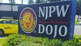 We Talked To New Japan Stars At The Grand Opening Of Their New Los Angeles Dojo