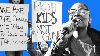 The Most Powerful Protest Signs From Today's National Student Walkouts