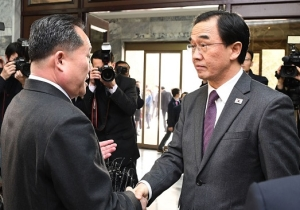 The North And South Korean Presidents Will Meet For The First Time In Over A Decade
