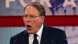 The NRA Admits It Receives Foreign Funds (But Not From Russia), And Denies Using It In U.S. Elections