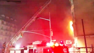 A NYC Fireman Has Died While Battling A Blaze On The Set Of An Edward Norton Film