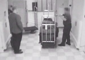 Las Vegas Surveillance Footage Shows Stephen Paddock Bringing A 21-Suitcase Arsenal Into His Hotel