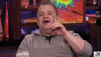 Patton Oswalt Knew Leah Remini's Scientology Days Were Numbered After She Saw 'Battefield Earth'
