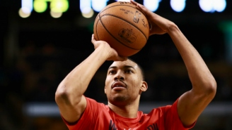 Otto Porter Suffered A Sprained Ankle During Washington's Game Against Detroit