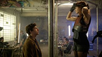 That Big Horror Movie Tribute In 'Ready Player One' Almost Went To Another Movie