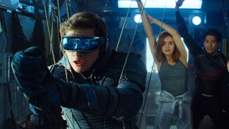'Ready Player One' Is Both Visually Dazzling And An Unintentional Satire Of Consumer Culture