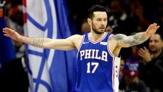 J.J. Redick Wants To Return To The Sixers If The 'Tricky' Contract Numbers Get Figured Out