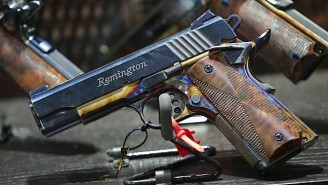 Centuries-Old Gun Maker Remington Files For Bankruptcy, But Not Because Of Saturday's Marches