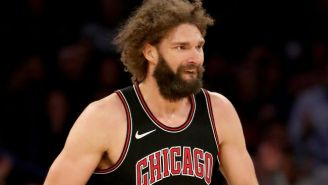 Robin Lopez Went Nuclear After Getting Tossed From Chicago's Game Against Miami