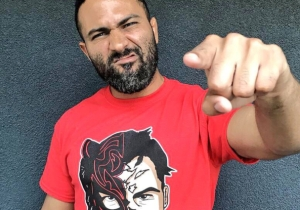 New Japan's Rocky Romero Talks To Us About Being Creative In The Face Of Adversity
