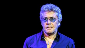 The Who's Roger Daltrey Is 'Very, Very Deaf' And Encourages Fans To Wear Ear Plugs To Concerts