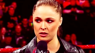 WWE Was Apparently Just Kidding About Ronda Rousey's Schedule