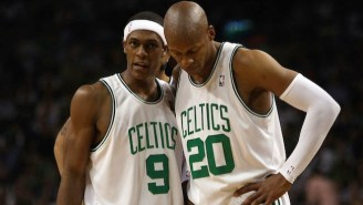 Rajon Rondo Ripped Ray Allen's Book And Said He Should've 'Asked Me For A Loan' If He Needs Money