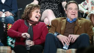 There's Really Going To Be A NASCAR Race Named After 'Roseanne'