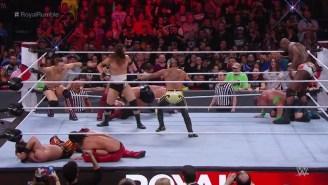 WWE Is Sending The Biggest Royal Rumble Ever To Saudi Arabia