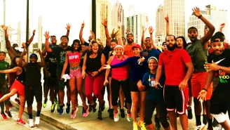 Running With The 'Movers And Pacers' Is A Lesson In Pushing Limits While Building Community