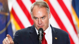 Ryan Zinke's Spokesperson Claims That He Was Not Aware Of The $139,000 Cost For New Office Doors