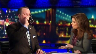 A CNN Anchor Asks Former Trump Aide Sam Nunberg If He's Drunk: 'I Have Smelled Alcohol On Your Breath'