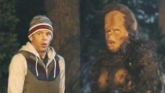 An Encounter With Sasquatch On 'SNL' Goes Horribly Wrong For Sterling K. Brown And Friends