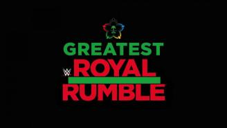 WWE Is Pulling Out All The Stops For Next Month's 'Greatest Royal Rumble'