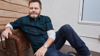 Amazon's 'Good Omens' Snags A 'Parks And Recreation' Star As Nick Offerman Steps In